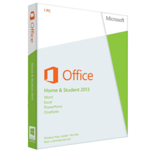 Microsoft Office 2013 Home & Student (1PC)