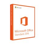 Microsoft Office 2016 Standard (1PC)