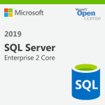 Microsoft SQL Server 2019 Enterprise (2 Core)
