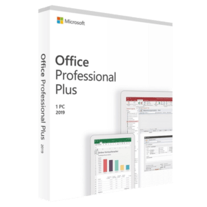 Microsoft Office 2019 Professional Plus (1PC)